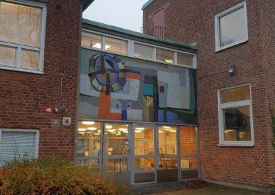 Fridhemsskolan i Malmö, ventilationsombyggnad