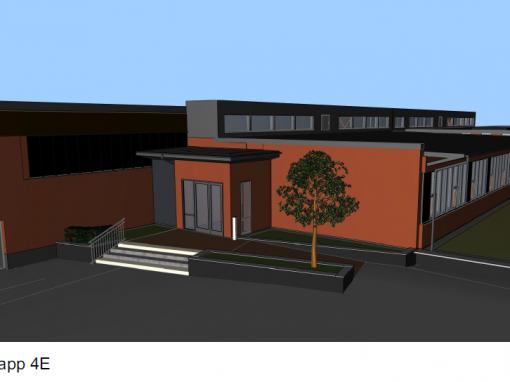 Snyggatorpsskolan om- och tillbyggnad av skola i Klippan