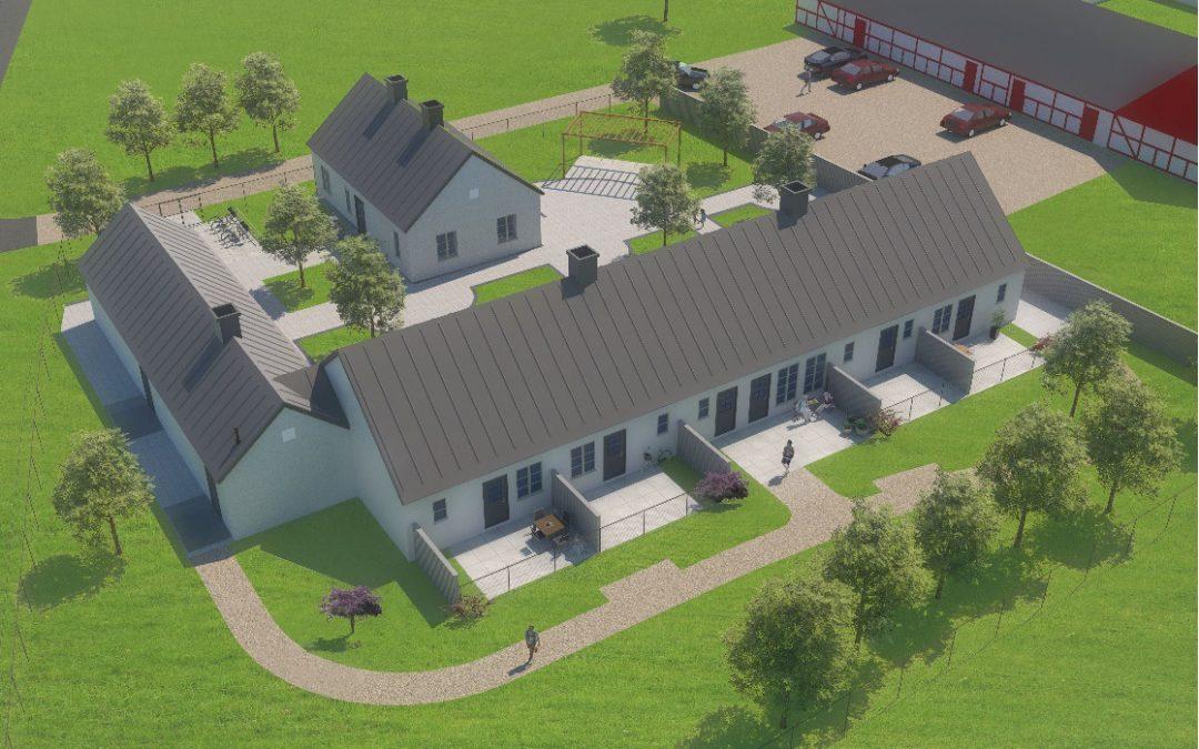 Wovra, nybyggnad av LSS-boende i Malmö