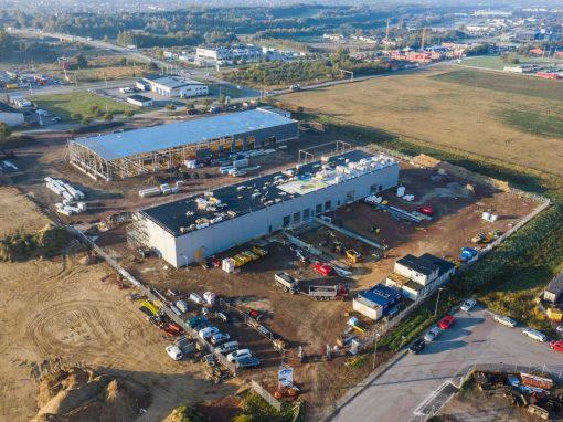 Logistikcentral i Sunnanå, Burlöv